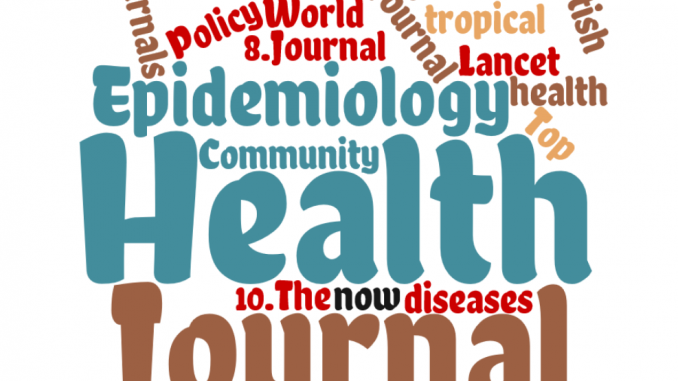 Top journals for Public health
